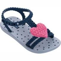 Slipper Ipanema Kids My First Ipanema Dark Blue Pink