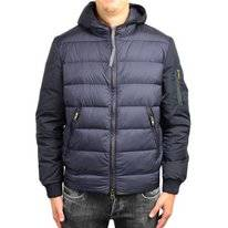 Winterjacke Colmar 1202 Research Down Fixed Hood Navy Herren