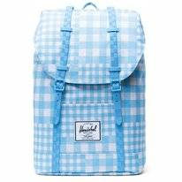 Rucksack Herschel Supply Co. Retreat Alaskan Blue Gingham