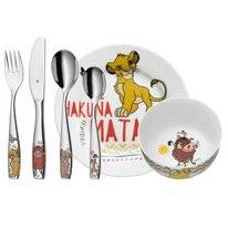 Bestekset WMF Kids Disney Lion King (6-Delig)