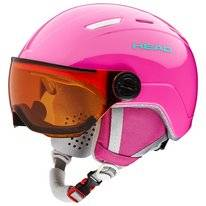Skihelm HEAD Girls Maja Visor Pink
