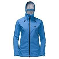 Jas Jack Wolfskin Gravity Flex Women Wave Blue