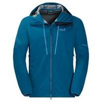 Jas Jack Wolfskin Green Valley Jacket Men Glacier Blue
