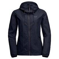 Jas Jack Wolfskin Women Lakeside Midnight Blue