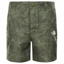 Korte Broek The North Face Girls Amphibious Shorts Four Leafs