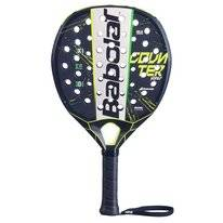 Padel Racket Babolat Counter Viper Black Grey Yellow