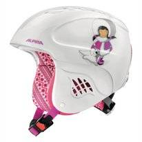 Skihelm Alpina Junior Carat Eskimo-Girl