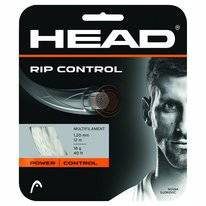 Tennissaite HEAD RIP Control White 1.20mm/12m