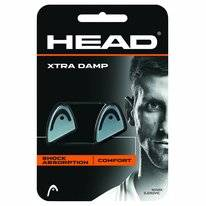 Racket Demper HEAD Xtra Damp Black