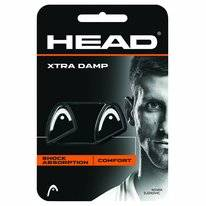 Racket Demper HEAD Xtra Damp White