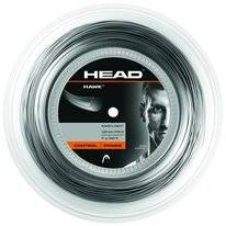 Tennissaite HEAD HAWK Reel Grau 1.30mm/200m