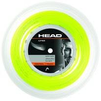 Tennissaite HEAD Lynx Gelb 1.30mm/200m