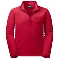 Trui Jack Wolfskin Kids Gecko Red Lacquer