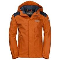 Jas Jack Wolfskin Kids Oak Creek Desert Orange