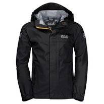 Jas Jack Wolfskin Kids Oak Creek Black