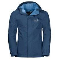 Jas Jack Wolfskin Kids Pine Creek Ocean Wave Blue