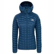 Jas The North Face Women Thermoball Sport Hoody Blue Wing Teal