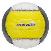 Balle de Volley Avento Soft Touch Jump Floater Jaune Blanc