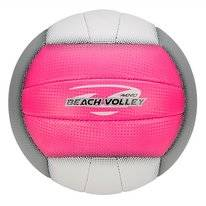Volleyball Avento Soft Touch Jump Floater Rosa Weiß