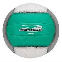 Balle de Volley Avento Soft Touch Jump Floater Vert Blanc
