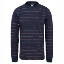 Shirt The North Face Men Stripes Tee Urban Navy