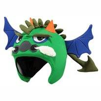 Helmcover Barts 3D Dragon