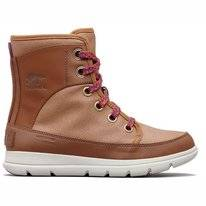 Bottes de neige Sorel Women Explorer 1964 Camel Brown Nutmeg