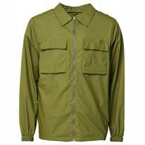 Jacket RAINS Ultralight Zip Shirt Sage