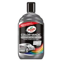 Wax Turtle Wax Color Magic Prestige Silver 500 ml