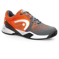 Tennisschoen HEAD Revolt Pro Clay Men Grey Orange
