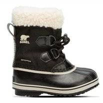 Bottes Sorel Childrens Yoot Pac Nylon Black