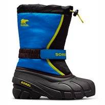 Bottes Sorel Enfants Flurry Black Super