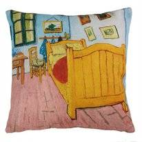 Sierkussen Beddinghouse x Van Gogh Museum Bedroom Multi (45 x 45 cm)