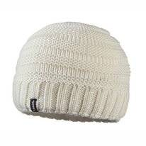 Muts Schöffel Women Knitted Hat Malaga1 Whisper White