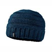 Muts Schöffel Women Knitted Hat Malaga1 Night Blue