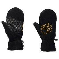 Moufles Jack Wolfskin Kids Fleece Mitten Black