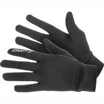 Handschoenen Craft Thermal Glove Black
