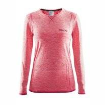 Long Sleeve Craft Active Comfort Roundneck LS Women Crush
