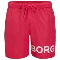 Zwembroek Björn Borg Sheldon Beetroot Purple