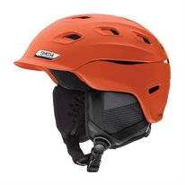 Skihelm Smith Men Vantage Matte Red Rock