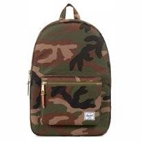 Rucksack Herschel Supply Co. Settlement Woodland Camo