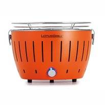 Barbecue Electrique LotusGrill Mini Orange (Ø29,2 cm)