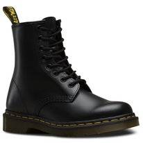 Dr. Martens Women 1460 Black Smooth