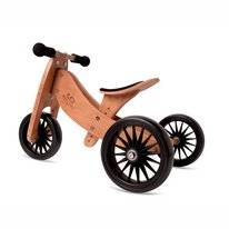 Loopfiets Kinderfeets Tiny Tot Plus Bamboo