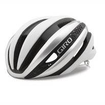 Fietshelm Giro Synthe Mips Matte White Silver