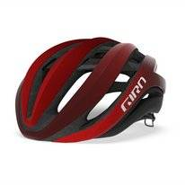 Fietshelm Giro Aether Mips Matte Bright Red Dark Red