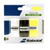 Overgrip Babolat Traction X 3 Assorted