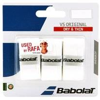 Overgrip Babolat Vs Original X3 Weiß