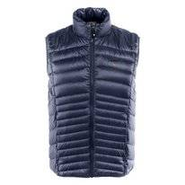 Bodywarmer Dainese Packable Down Vest Homme Black Iris