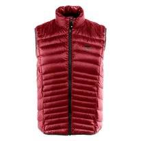 Bodywarmer Dainese Packable Down Vest Homme Chili Pepper